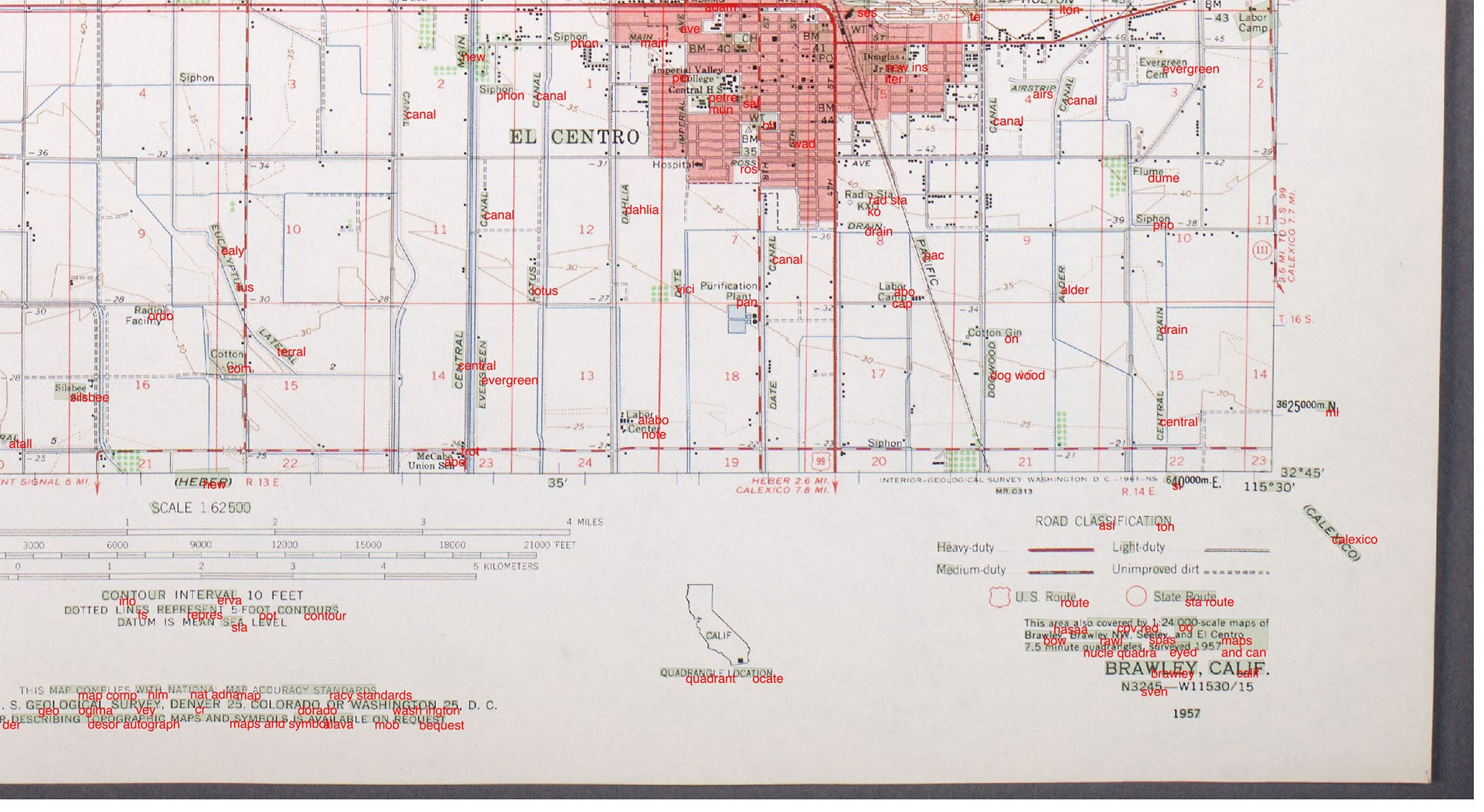 Unlocking the Mysteries of Historic Maps USC Libraries
