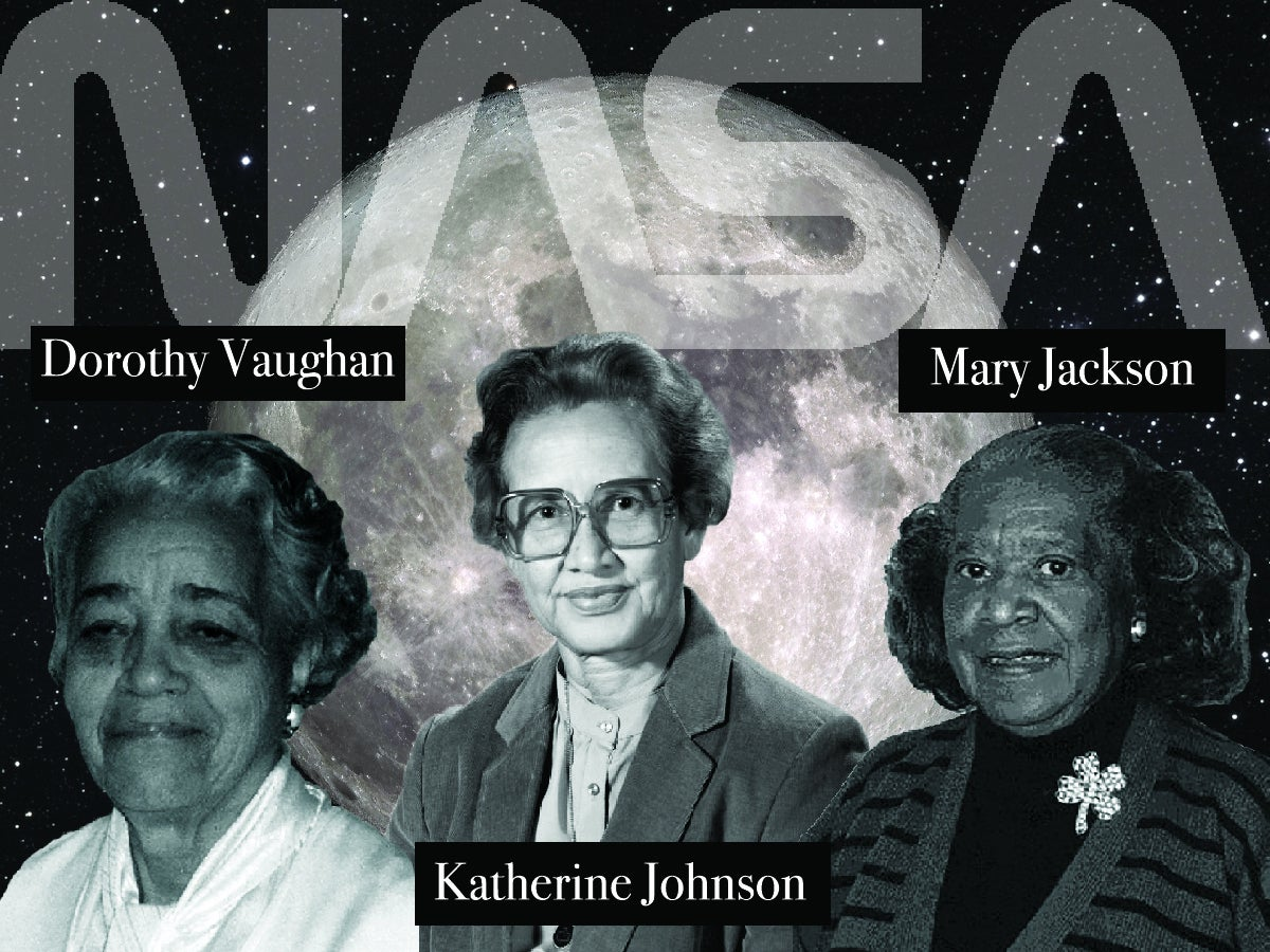 Kuvahaun tulos haulle hidden figures Dorothy Johnson Vaughan