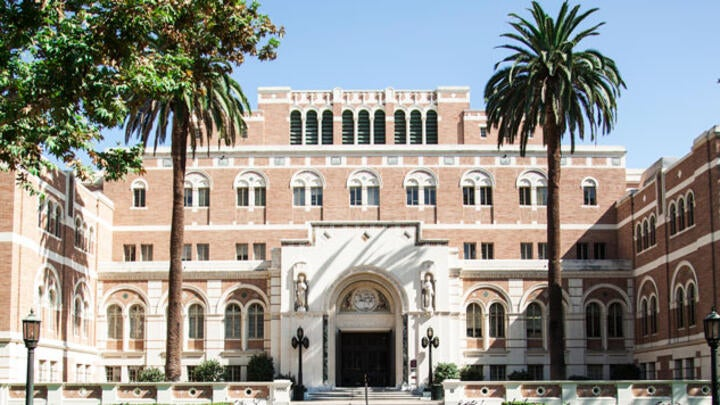 Inside the USC Libraries: Hoose Philosophy Library | USC ... |Usc Library